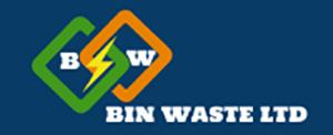 Bin Waste Logo